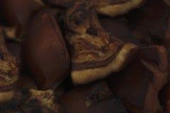 Копченый бекон и смачное много стоковое изображение rf