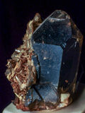 Копченый кварц Стоковое Изображение RF
