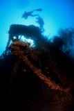 Кораблекрушение Стоковое фото RF