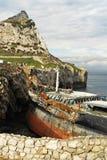 кораблекрушение Стоковая Фотография
