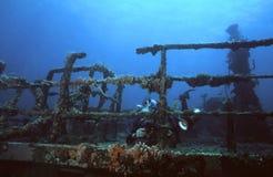кораблекрушение series2 Стоковые Фотографии RF