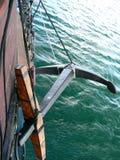 корабли анкера Стоковое фото RF