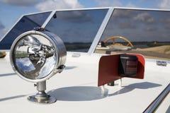 корабли прожектора Стоковые Изображения