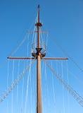 корабли рангоута Стоковые Изображения