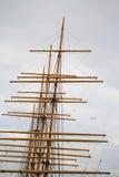 корабли рангоутов Стоковые Фотографии RF
