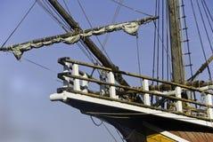 корабли смычка Стоковые Изображения
