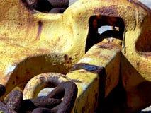 корабль анкера Стоковые Фотографии RF