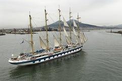 корабль ветрила Стоковая Фотография RF