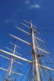 корабль ветрил ветрила Стоковое Изображение RF