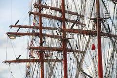 корабль высокорослый Стоковые Фото