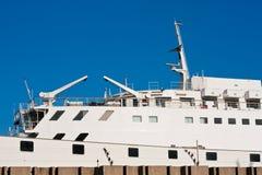корабль гавани круиза Стоковое фото RF