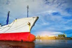 корабль груза большой Стоковое фото RF
