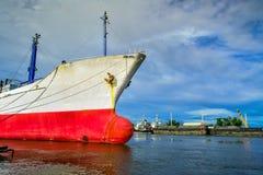 корабль груза большой Стоковое Изображение RF