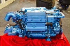 корабль двигателя Стоковые Фото