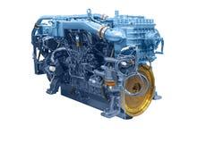 корабль двигателя стоковое изображение rf