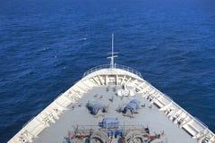 корабль движения вперед направления Стоковое Изображение RF