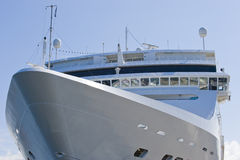 корабль детали круиза Стоковое Изображение