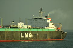 корабль долготы газа несущей естественный Стоковые Фотографии RF