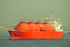 корабль долготы газа несущей естественный стоковое изображение rf