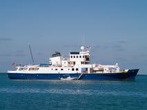 корабль исследования Стоковое Изображение RF