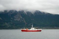 корабль канала beagle Стоковые Фотографии RF