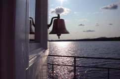 корабль колокола s Стоковые Фотографии RF