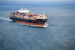 корабль контейнера Стоковые Изображения