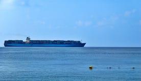 корабль контейнера Стоковая Фотография RF