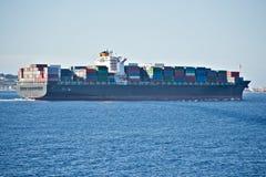 корабль контейнеров Стоковая Фотография RF