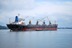 корабль крана Стоковые Изображения RF