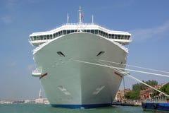 корабль круиза роскошный Стоковая Фотография RF