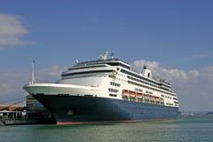 корабль круиза роскошный Стоковая Фотография
