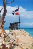 корабль литого железа карамболя анкера старый Стоковая Фотография
