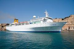 корабль Марины круиза Косты Стоковая Фотография RF