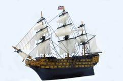 Корабль модели игрушки Стоковая Фотография
