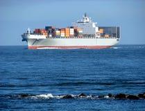 корабль моря контейнера стоковая фотография
