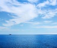 корабль моря Стоковая Фотография RF