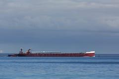 Корабль на озере Huron Стоковые Изображения RF