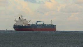 Корабль нефтяного танкера сток-видео