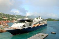 корабль острова круиза близкий Стоковое Фото
