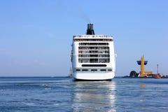 корабль отклонения круиза Стоковые Фото
