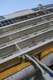 корабль парома Стоковое Изображение RF