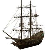 корабль пирата Стоковые Фотографии RF