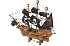 корабль пиратов Стоковая Фотография
