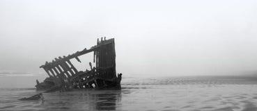 Корабль призрака в Орегоне Стоковые Фотографии RF