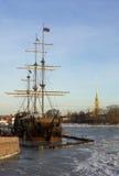 корабль реки ресторана Стоковое фото RF