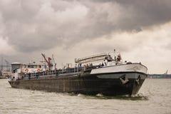 корабль реки Стоковые Фото