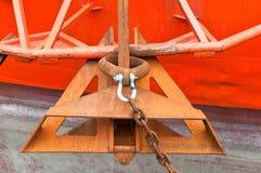 корабль сверла анкера Стоковое Фото