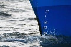 корабль смычка Стоковая Фотография RF