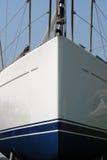 корабль смычка Стоковое Изображение RF